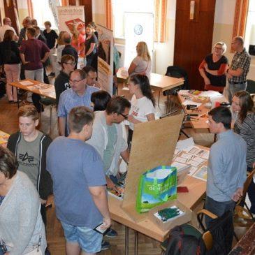 """Grüne Berufe gefragt – Bauernverband """"Börde"""" e.V. bei der Berufsfindungsmesse in Wanzleben"""