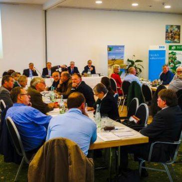 Ministerpräsident Haseloff zu Gast auf dem Landesbauernverbandstag