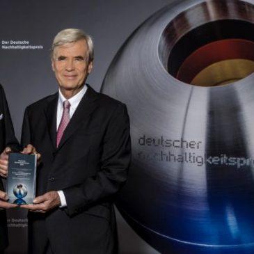 Projekt F.R.A.N.Z. gewinnt Deutschen Nachhaltigkeitspreis