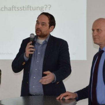 Zwitschern auf dem Acker – Projektidee zur Artenvielfalt aus Holland soll nun in der Börde erprobt werden