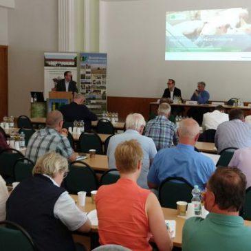 Präsidium des Bauernverbandes Sachsen-Anhalt beschäftigt sich mit kritischen Fragen der Nutztierhaltung