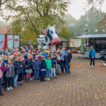 Aktionstag zur Milch in Ummendorf