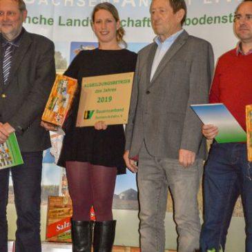 Bester landwirtschaftlicher Ausbildungsbetrieb des Landes kommt aus der Börde