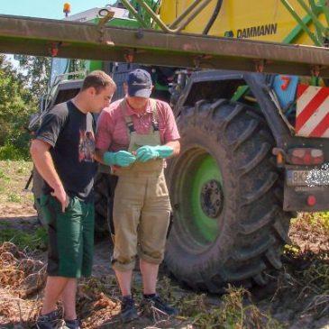 Weiterbildung zum Pflanzenschutz