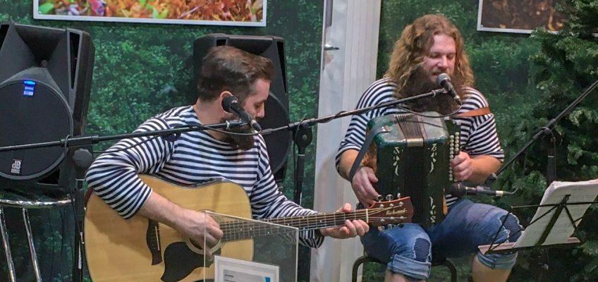 Estnische Volksliedersänger