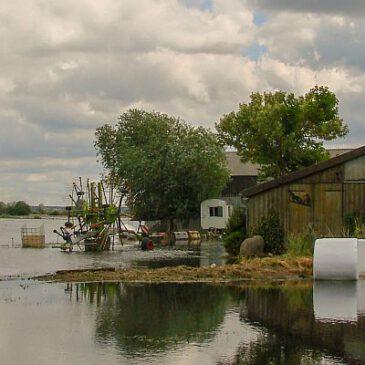 Landwirte beim Hochwasserschutz mitnehmen